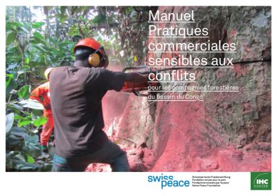 Swisspeace Danzer conflict due diligence manual FR