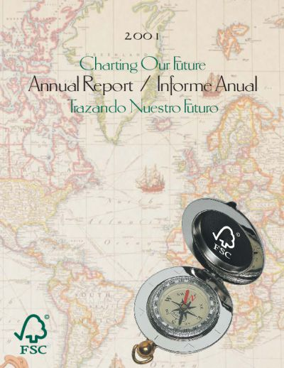 Annual Review 2001