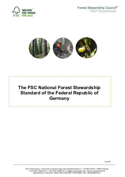 NFSS Germany (FSC-STD-DEU-03-2017 All forest types and sizes EN)