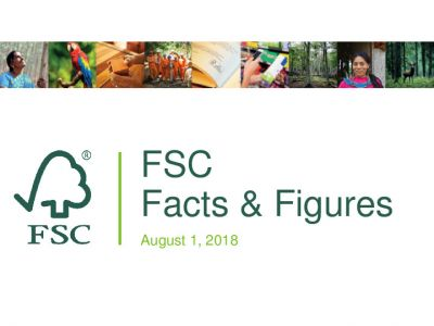 Facts & Figures August 2018