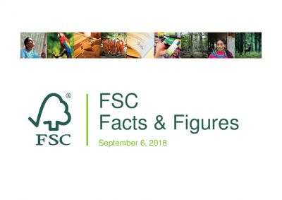 Facts & Figures September 2018
