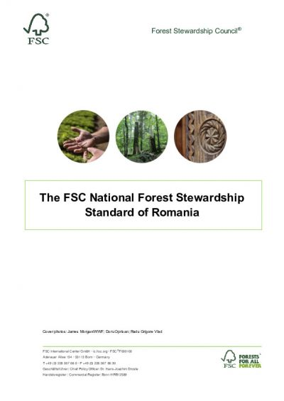National Forest Stewardship Standard of Romania
