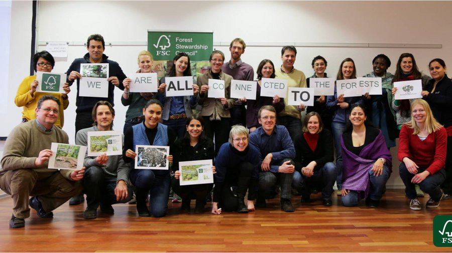 At FSC International we are celebrating the International Day of Forests!