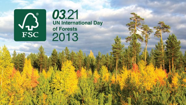 FSC celebrates the International Day of Forests