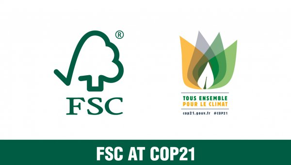 Join FSC at COP 21 (© FSC GD)