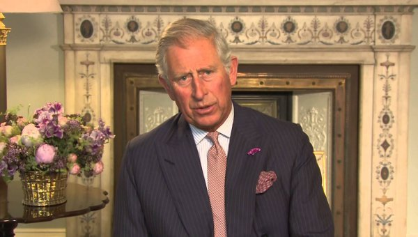 Prince Charles calls for greater commitment to protect world's forests