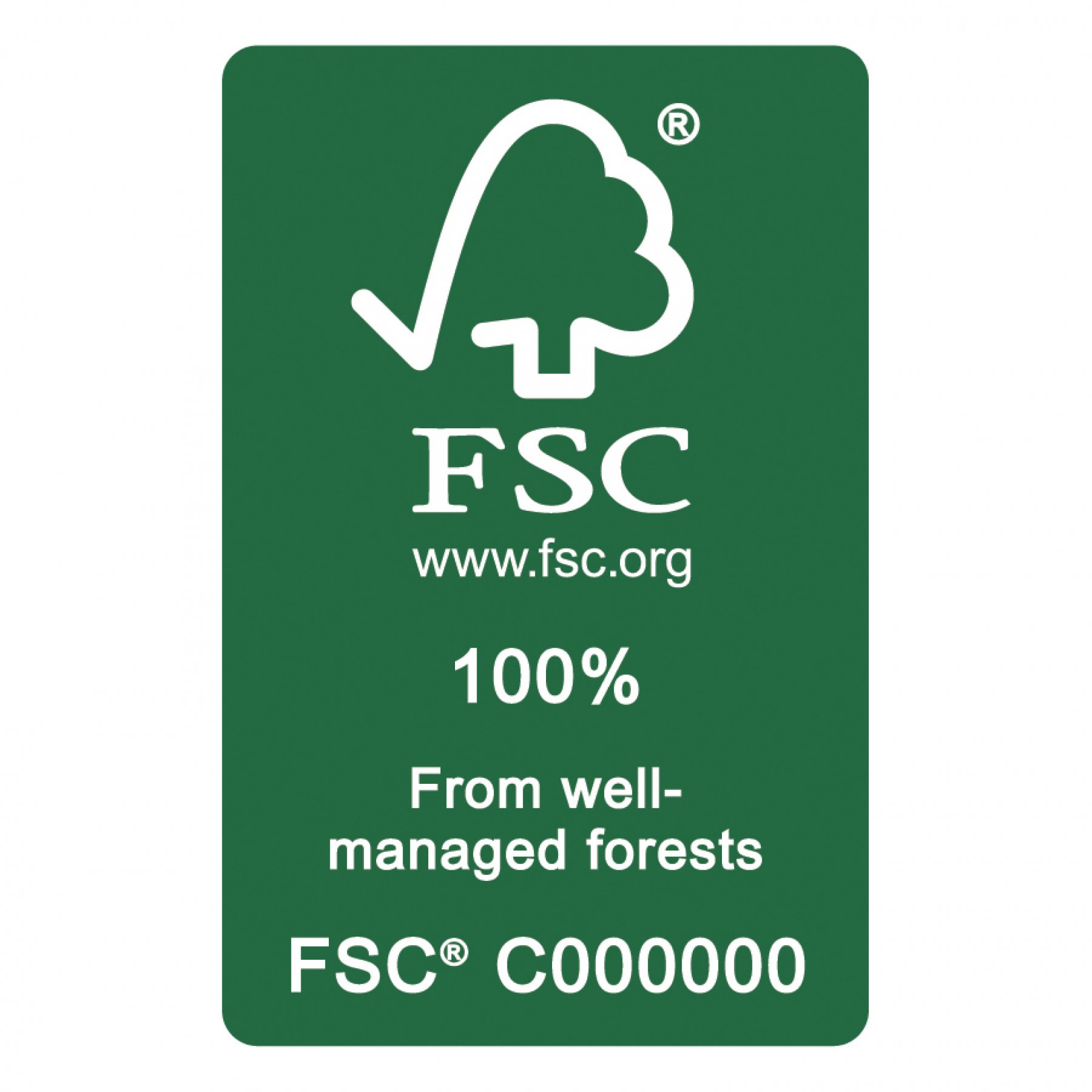 The fsc labels fsc international retailers selling products they have not made themselves may apply to use the fsc logo without being certified they are only allowed to use the logos to xflitez Images