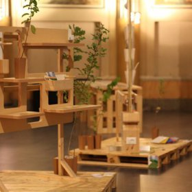 FSC Italy Design Award: the project Stick office (2) (© Images © FSC Italy)