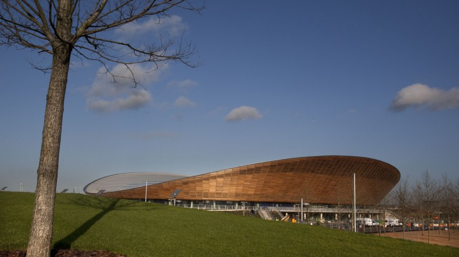 Velodrome London 2012 (© Images © Olympic Delivery Authority)