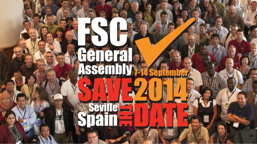 Save the Date – FSC® General Assembly 2014