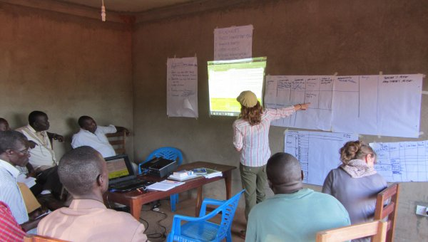 Field-testing of the FSC Modular Approach Program in Kenya