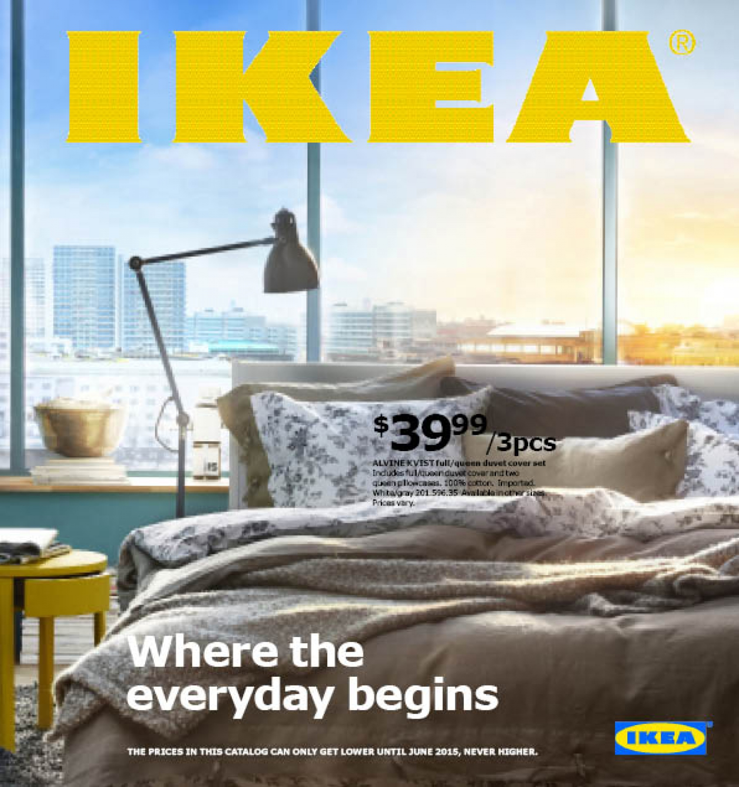 Ikea Catalogue 2015 Now Fully Printed On Fsc Certified Paper 1508