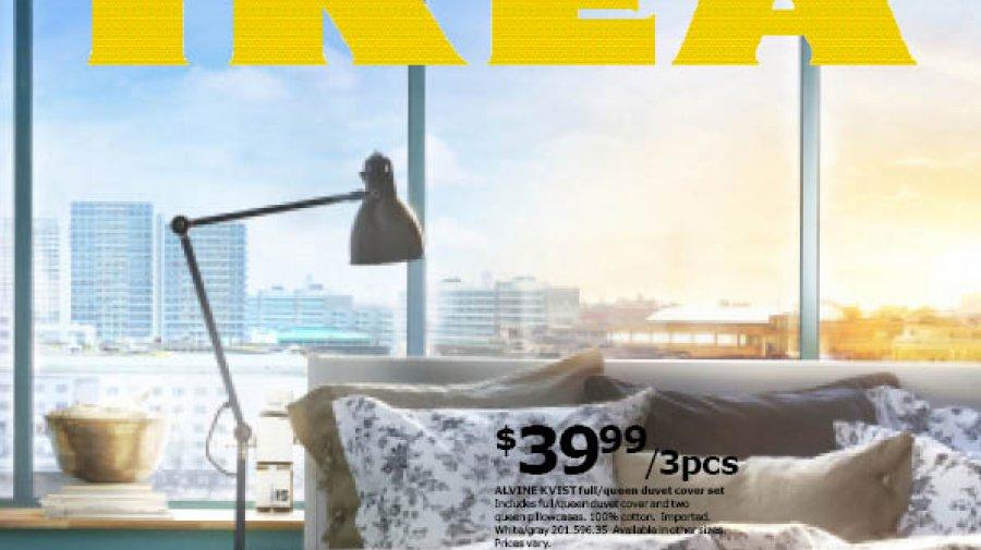 El Catalogo Ikea 2015 Completamente Impreso En Papel Certificado Fsc - Catalogos-ikea-2015