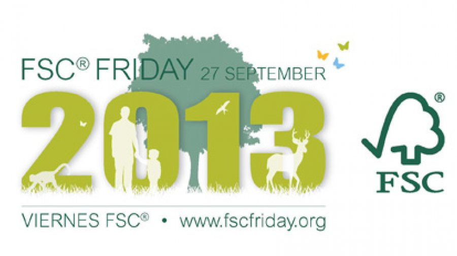 FSC Friday 2013 – Love the forest? Look for the logo!