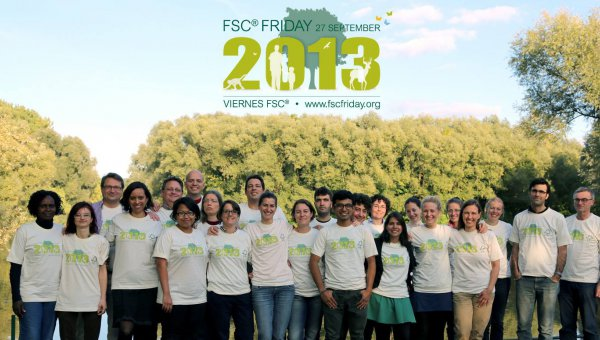 © FSC A.C - FSC International celebrates FSC Friday 2013