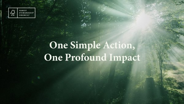 One Simple Action (© FSC US)