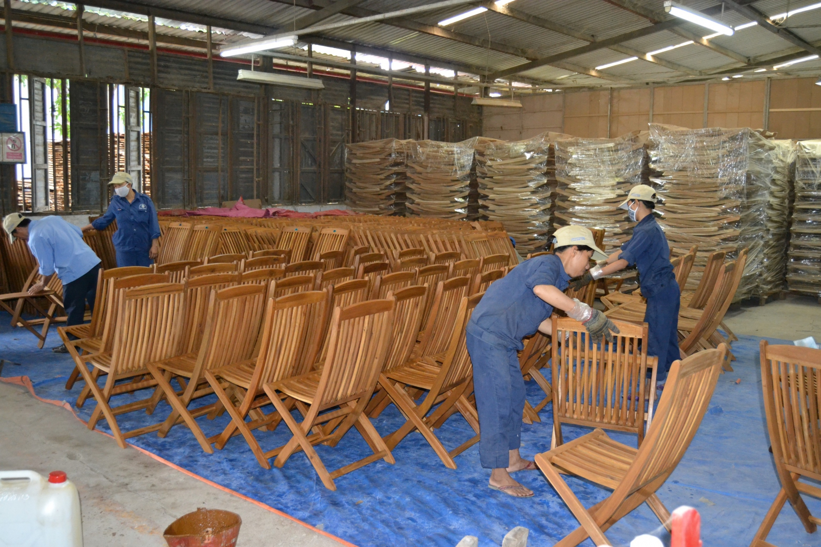 Wwf demand for fsc certified furniture offers a profitable future for timber growers in vietnam
