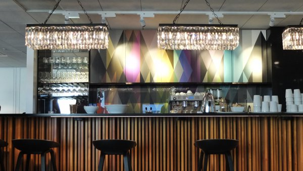 Fair Wood Bar Opens in Central Stockholm (© FSC Sweden)