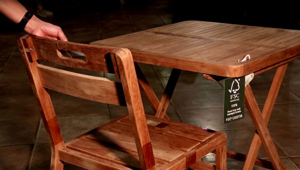 Leroy Merlin and FSC Drive Sustainability Ethos through Furniture (© IAmExpedition / FSC Italia)