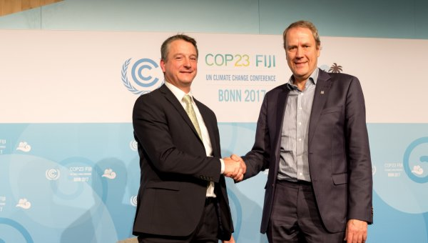 Bonn Initiative COP23 (© Jesse Cruz / FSC International)