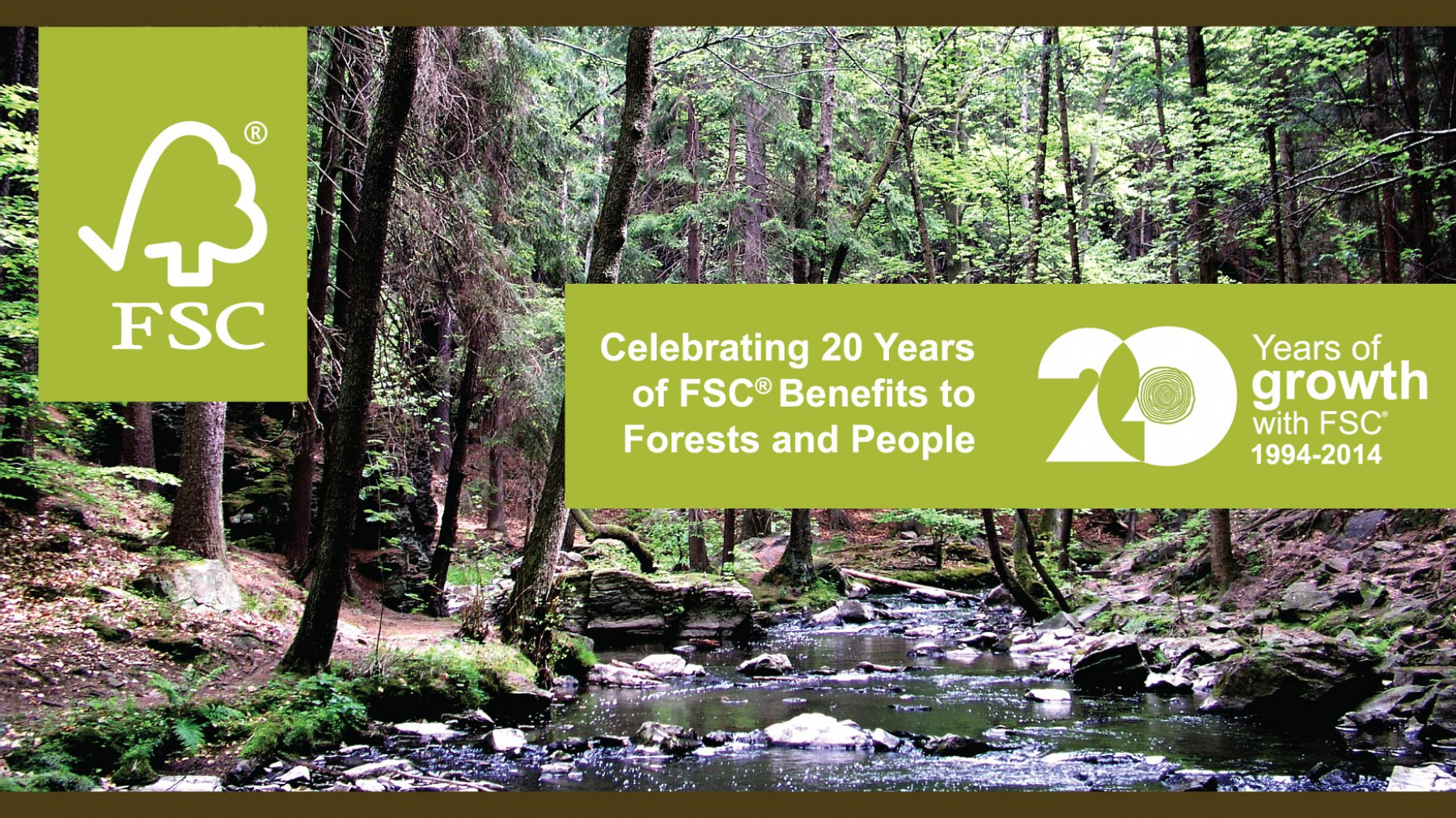 Join FSC at the XXIV IUFRO World Congress (© FSC A.C.)